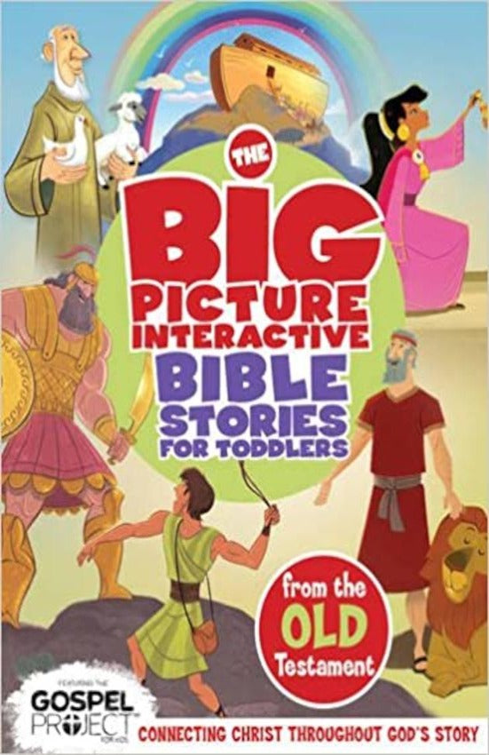 The Big Picture Interactive Bible Stories For Toddlers (from the Old Testament)