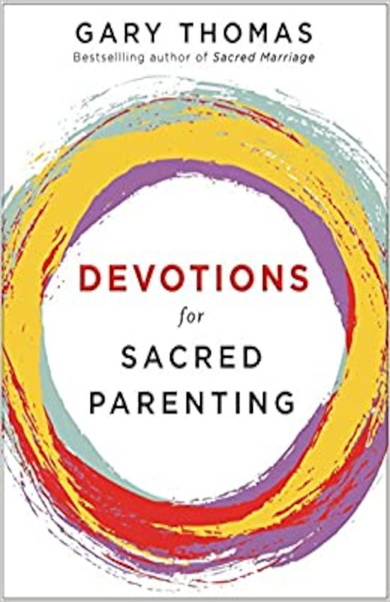 Devotions For Sacred Parenting, English