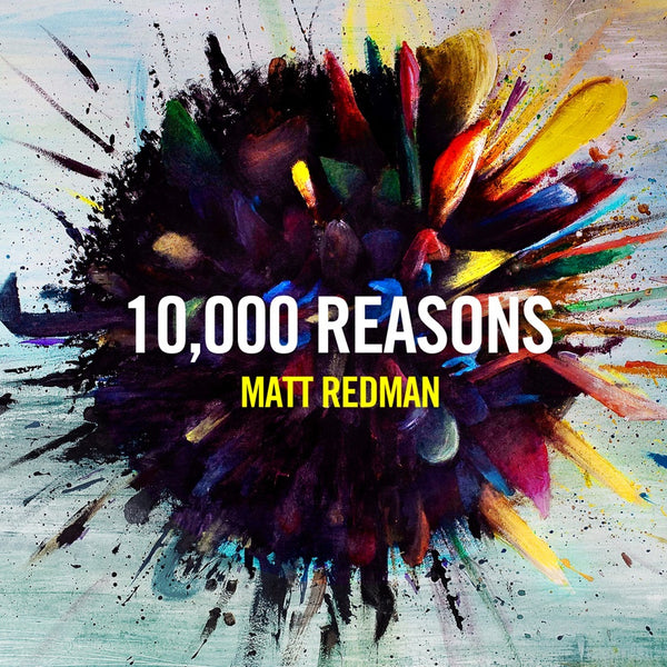 10,000 Reasons, Matt Redman, 1CD, English