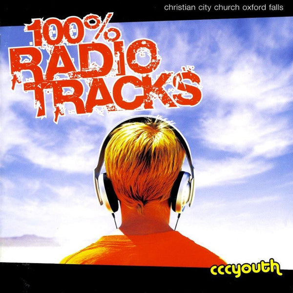 100% Radio Tracks, CCC Youth, 1CD, English