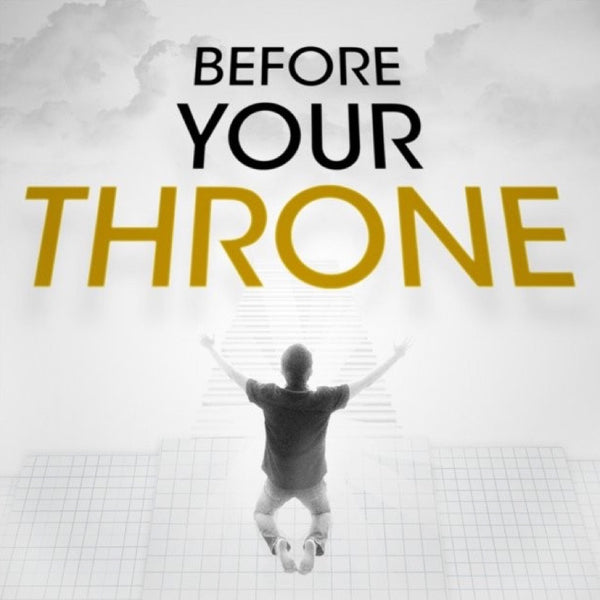 Before Your Throne, Cornerstone Worship, 1CD, English