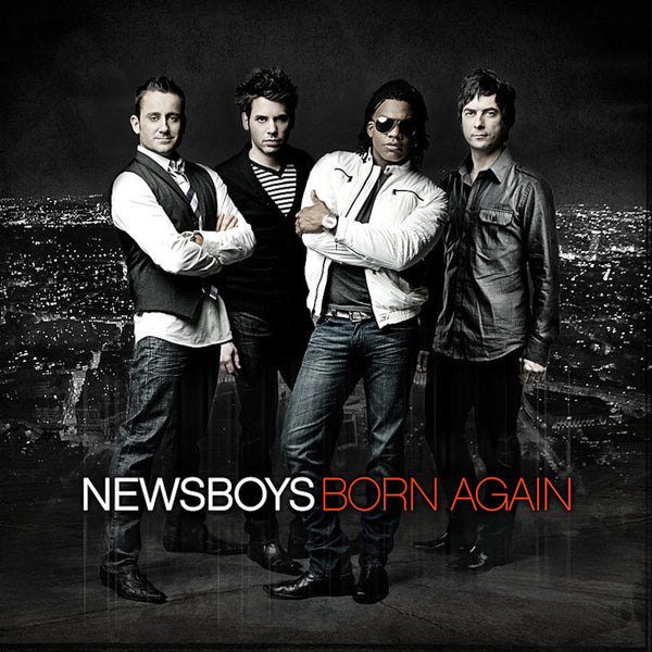 Born Again, Newsboys, 1CD, English