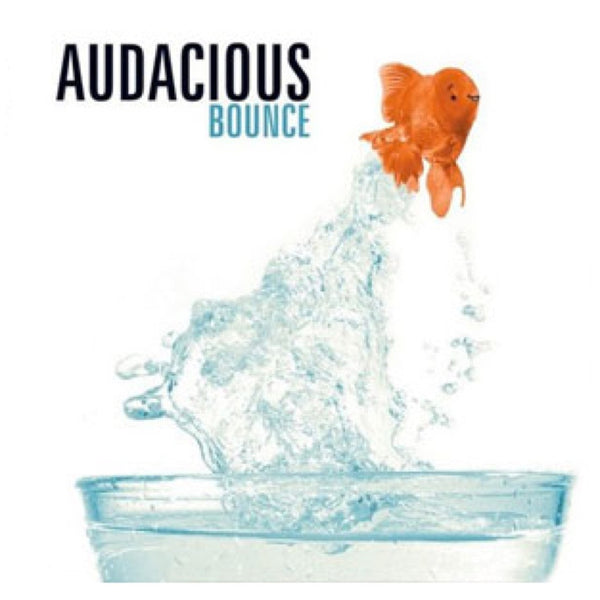 Bounce, Audacious, 1CD, English