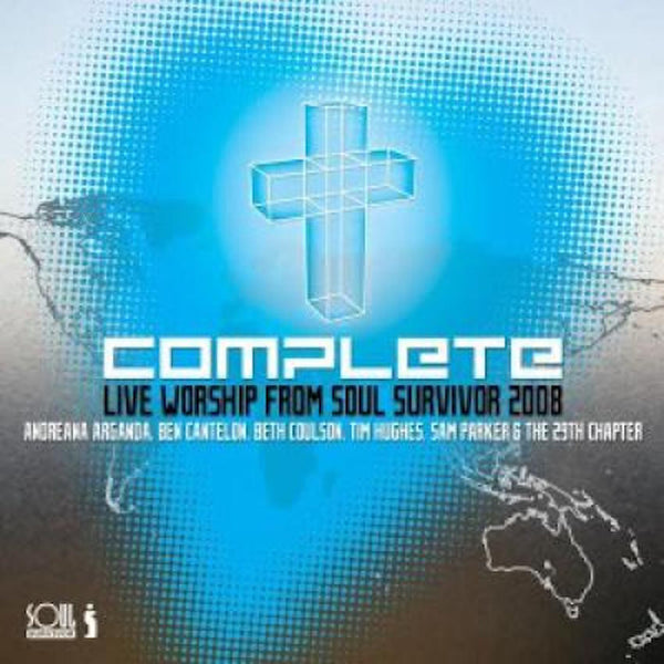 Complete: Live Worship, Soul Survivor, 1CD/1DVD, English