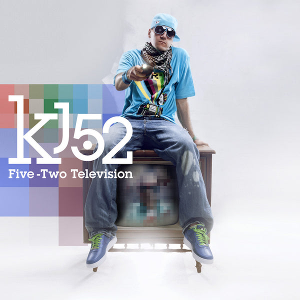 Five-Two Television, KJ-52, 1CD, English