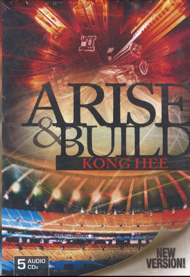 Arise & Build 2008, 5CD, English