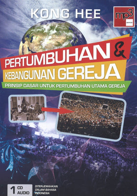 Church Growth and Revival: Proven Principles for Major Church Growth, 1CD, Bahasa