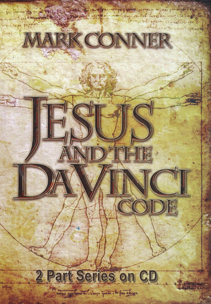 Jesus and the Da Vinci Code, 1CD, English