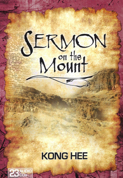 Sermon on the Mount, 23MP3, English