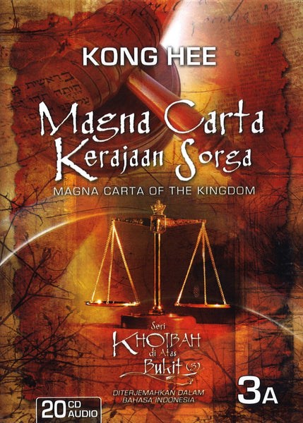 Sermon on the Mount, 44CD, Bahasa