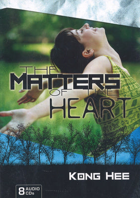 The Matters of the Heart, 8CD, English