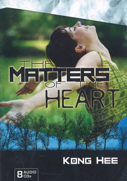 The Matters of the Heart, 8MP3, English