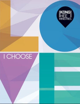 I Choose Love, 4CD, English