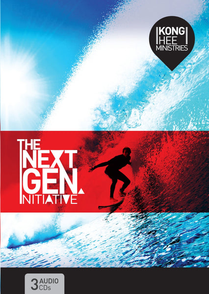 The Next Gen. Initiative, 3CD, English