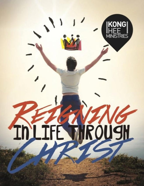 Reigning In Life Through Christ, 1CD, English