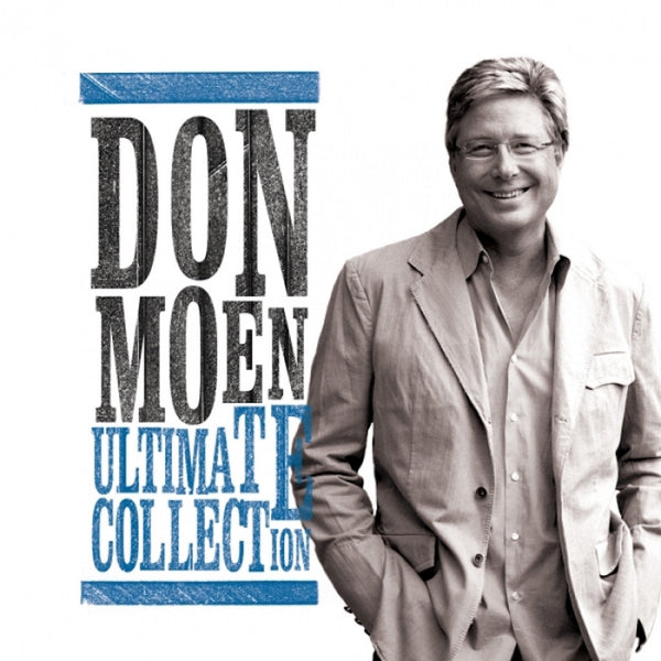 Don Moen Ultimate Collection, 1CD, English