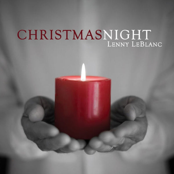 Christmas Night, Lenny LeBlanc, 1CD, English