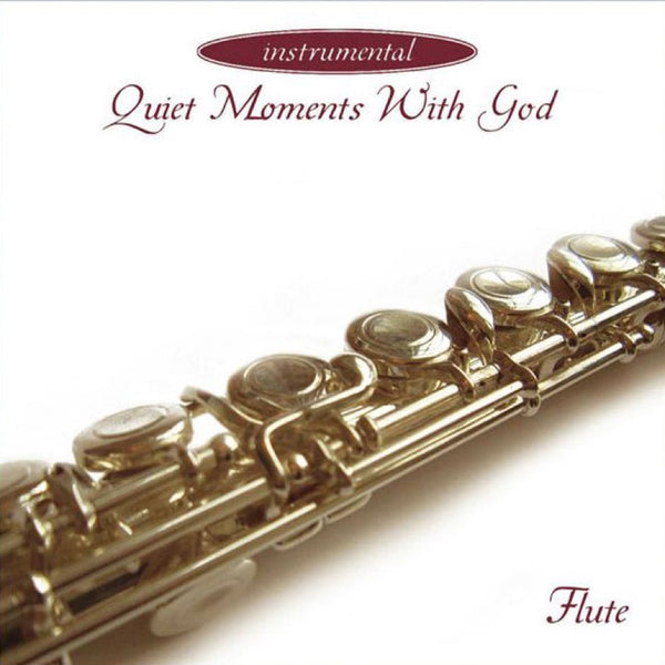Quiet Moments With God (Flute), 1CD, English
