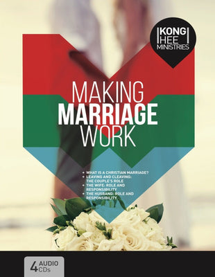 Making Marriage Work (Part 1), 4CD, English