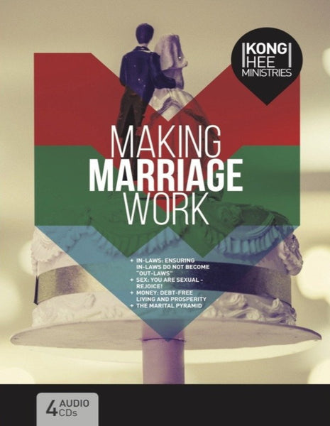 Making Marriage Work (Part 2), 4CD, English