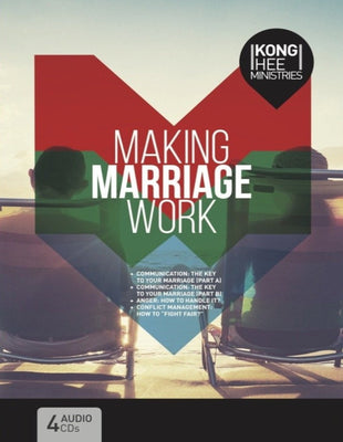 Making Marriage Work (Part 3), 4CD, English