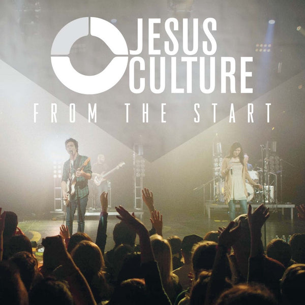 From The Start, Jesus Culture, 1CD, English
