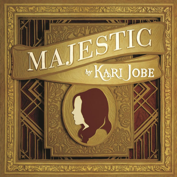 Majestic, Kari Jobe, 1CD, English