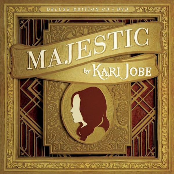 Majestic, Kari Jobe, 1CD/1DVD, English