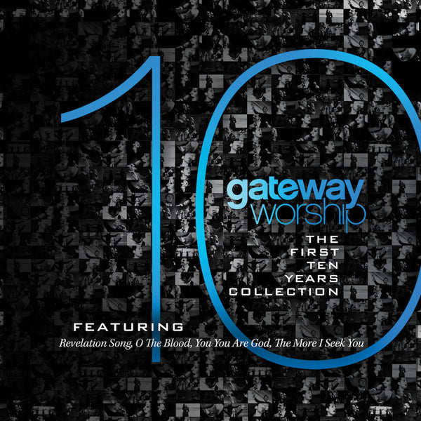 The First Ten Years Collection, Gateway Worship, 1CD, English