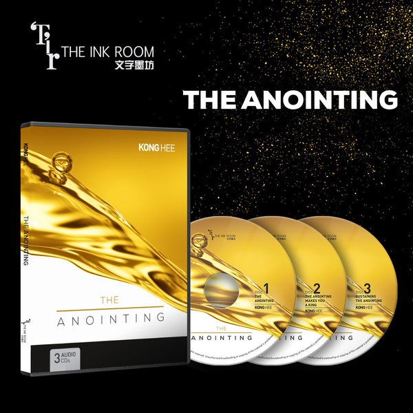 The Anointing, 3CD, English