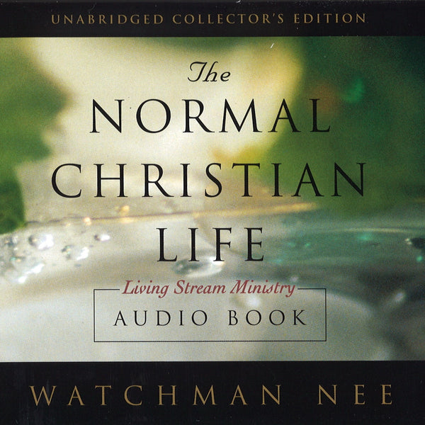 The Normal Christian Life, Paperback/8CD, English
