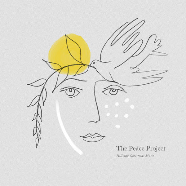 The Peace Project: Hillsong Christmas Music, Hillsong, 1CD, English