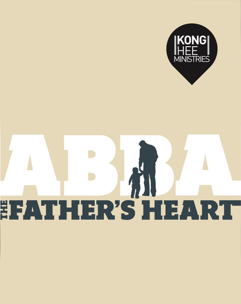 Abba: The Father's Heart, 3MP3, English/Bahasa/Chinese