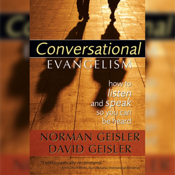 Conversational Evangelism, Paperback, English