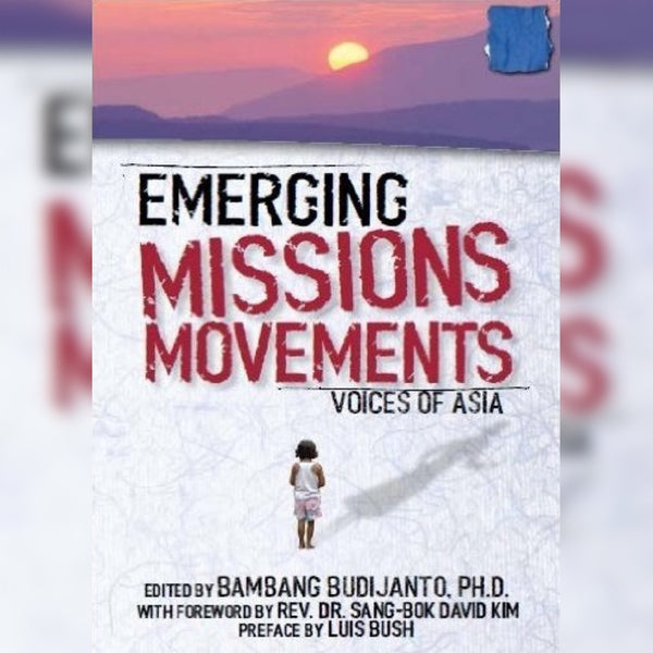 Emerging Missions Movements, Hardcover, English