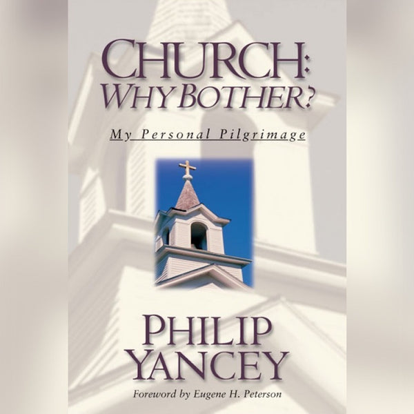 Church: Why Bother?, Paperback, English