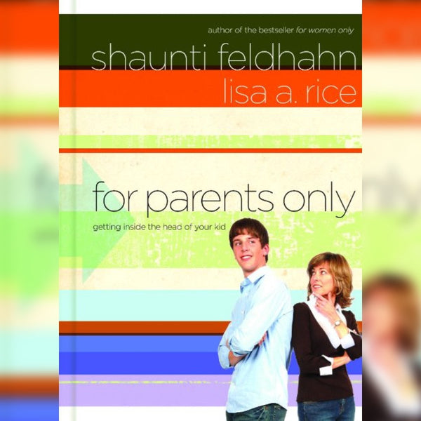 For Parents Only, Hardcover, English