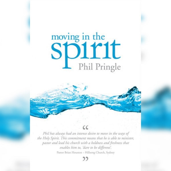 Moving In The Spirit, Paperback, English