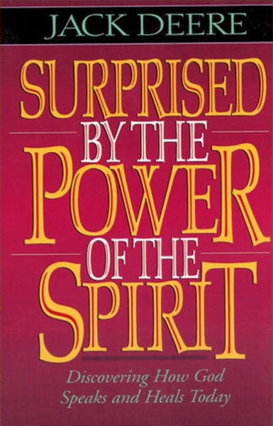 Surprised by the Power of the Spirit, Paperback, English