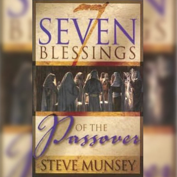 Seven Blessings of the Passover, Paperback, English