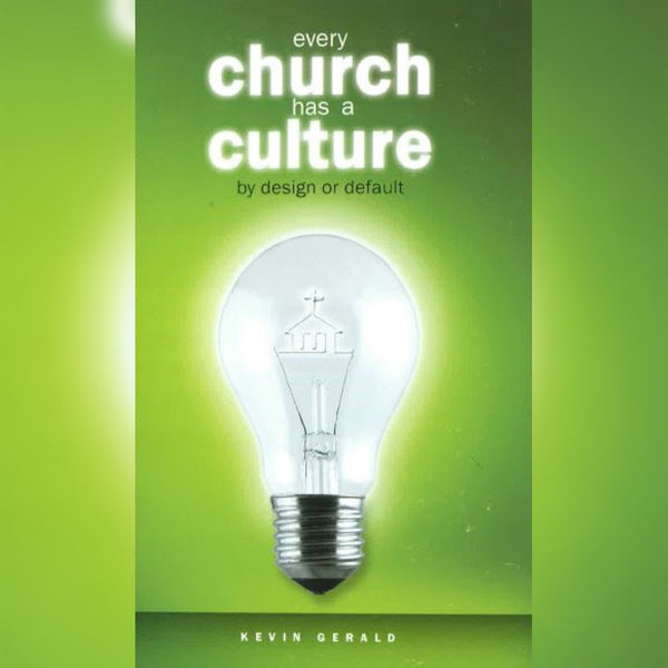Every Church Has A Culture, Paperback, English