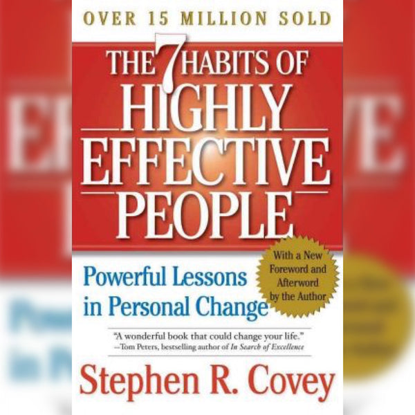 7 Habits of Highly Effective People, Paperback, English