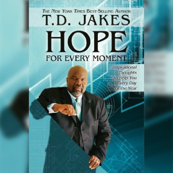 Hope For Every Moment, Paperback, English