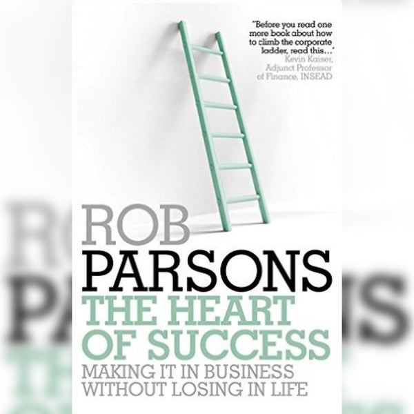 The Heart of Success, Paperback, English