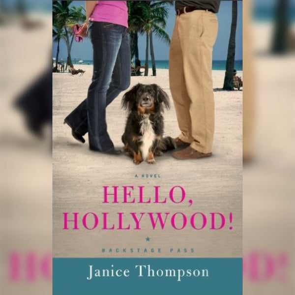 Hello, Hollywood! Backstage Pass, Paperback, English
