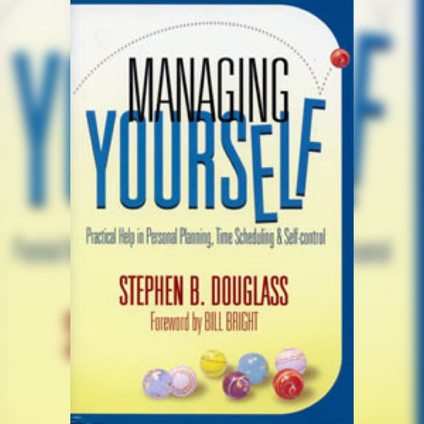 Managing Yourself, Paperback, English