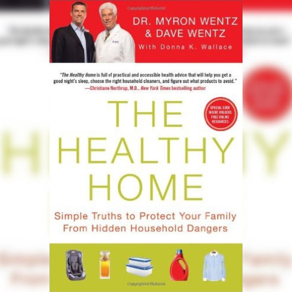 The Healthy Home, Hardcover, English