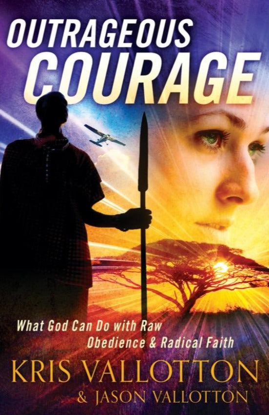 Outrageous Courage, Paperback