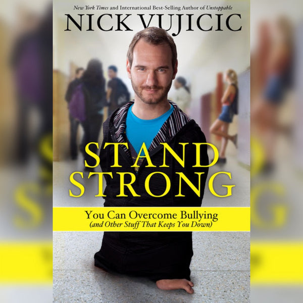 Stand Strong, Paperback, English