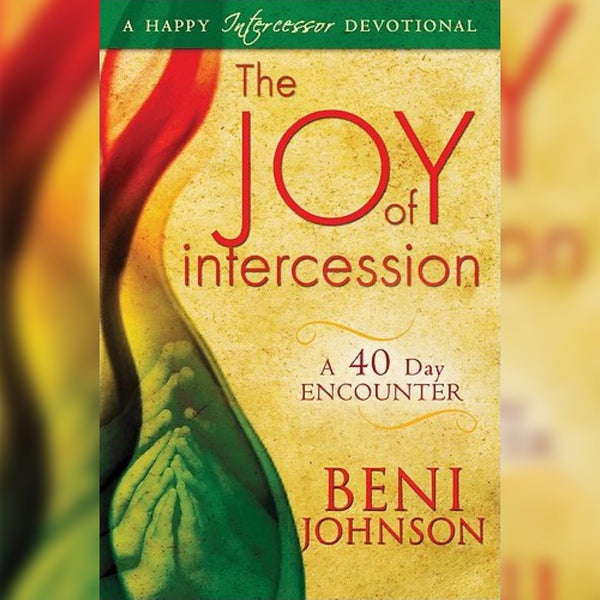 The Joy of Intercession, Paperback, English